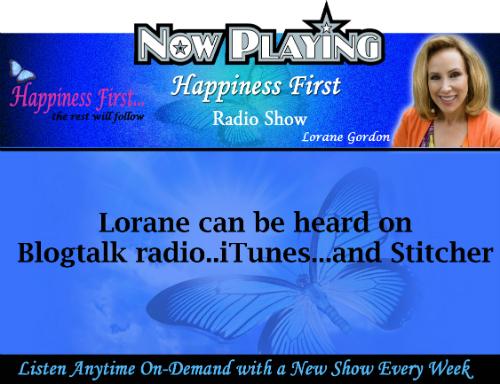 I am interviewed on radio