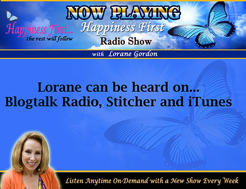 Lorane on the Radio