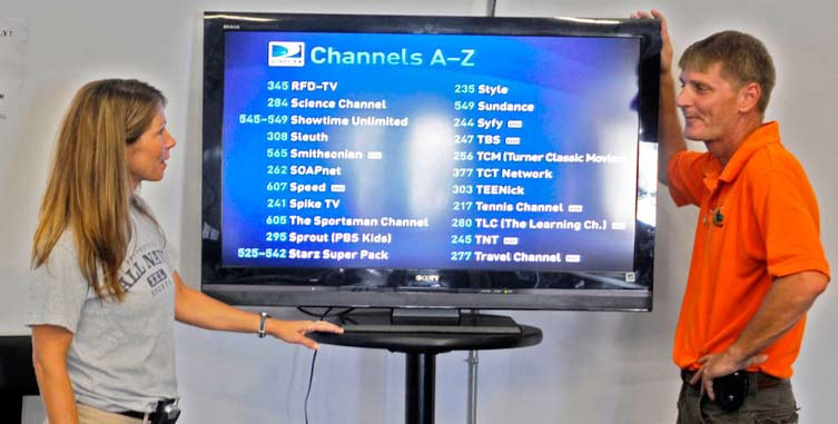 All These Channels