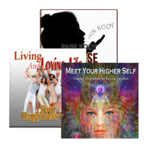 Transformational Meditations and Teachings MP3 Bundle