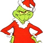 stress free Christmas Grinch