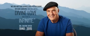 inspirational people Dr Wayne Dyer