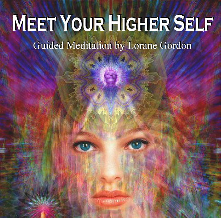 Meet Your Higher Self Mp3 Guided Meditation